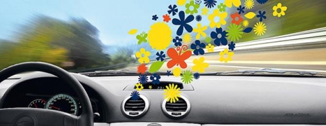 Airco auto reinigen