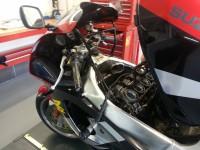 onderhoud aan uw motorfiets