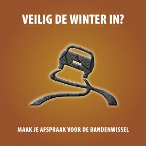 tijd voor uw winterbanden